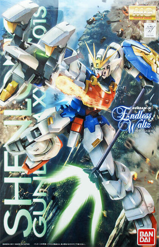 Bandai MG 670892 Gundam Shenlong Gundam Endless Waltz 1/100 Scale Kit