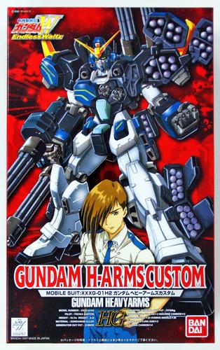 Bandai 597676 GUNDAM W Endless Waltz GUNDAM H-ARMS CUSTOM 1/100 scale kit