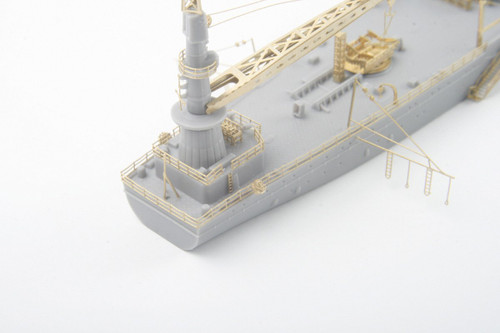 Aoshima 51771 IJN Seaplane Tender AKITSUSHIMA Photo Etched Parts Set