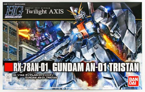 Bandai HGUC 205 RX-78AN-01 GUNDAM AN-01 TRISTAN 1/144 scale kit