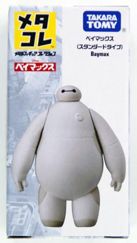 Takara Tomy Disney Metakore Metal Figure Collection Big Hero 6 Baymax (885467)