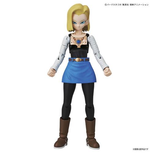 Bandai Figure-Rise Standard 156390 Dragon Ball ANDROID #18 Plastic Model Kit
