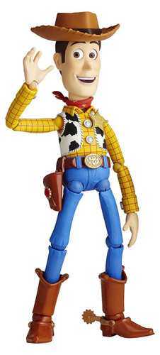 Kaiyodo Legacy of Revoltech LR-045 Woody Figure (2nd Release)