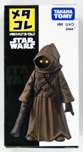 Takara Tomy Disney Star Wars Metakore Figure #04 Jawa 85986