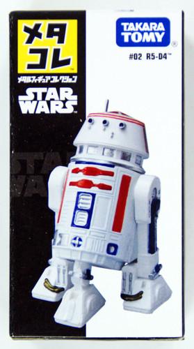 Takara Tomy Disney Star Wars Metakore Figure #02 R5-D4 889366