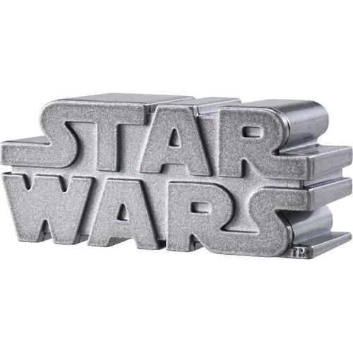 Takara Tomy Disney Star Wars Metakore Logo Collection Silver 889403