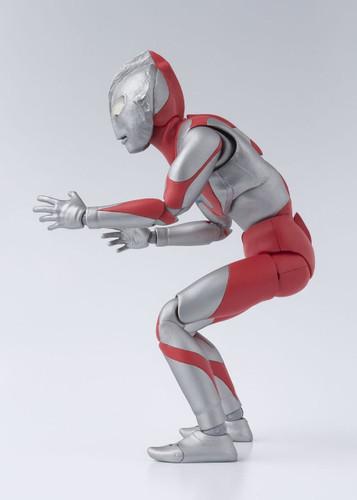 Bandai S.H. Figuarts Ultraman A Type Action Figure