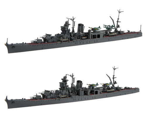 Fujimi TOKU SP65 IJN Light Cruiser Agano / Noshiro 1/700 Scale kit