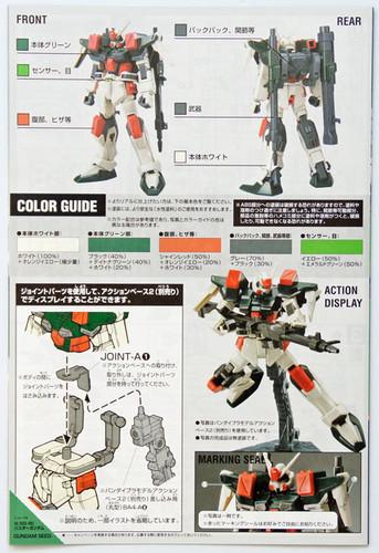 Bandai R03 BUSTER Gundam GAT-X103 1/144 Scale Kit (HG Gundam Seed)