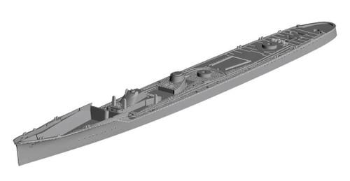 Hasegawa Waterline 461 Japanese Destroyer Yugumo 1/700 scale kit