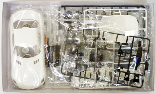 Fujimi RS-86 Mercedes Benz AMG SLS 1/24 Scale Kit