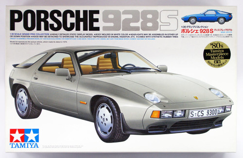 Tamiya 20066 Porsche 928S 1/20 scale kit