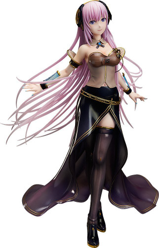 FREEing Vocaloid Megurine Luka V4X 1/4 Scale Action Figure