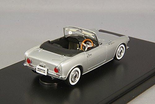 Ebbro 45465 Honda SPORTS 360 1962 Silver 1/43 scale