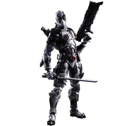 Square Enix Marvel Universe Variant Play Arts Kai - Deadpool X-Force ver. Figure