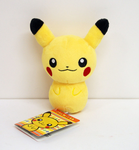 Pokemon Center Original Kokeshi Plush Doll Pikachu 630-221540