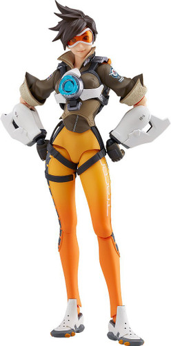 Good Smile Figma 352 Tracer Figure (Overwatch)
