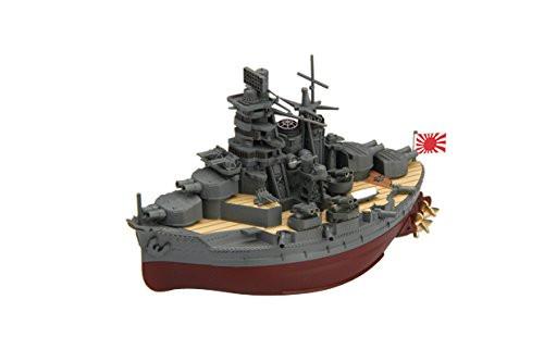 Fujimi TKSP24 Chibi-maru Kantai Fleet Kongo Haruna 2 Set Non-scale kit