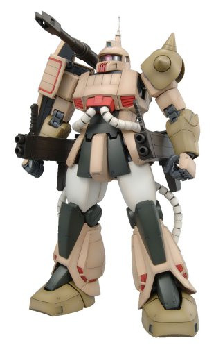 Bandai MG 555212 GUNDAM MS-06K ZAKU CANNON 1/100 scale kit