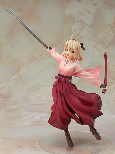 Good Smile Koha-Ace EX Sakura Saber 1/8 Scale Action Figure