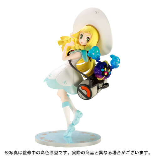 Pokemon Center Original Lillie & Cosmog  1/8 Scale Figure 222257