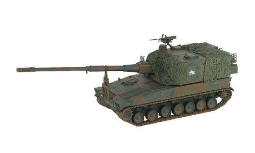 Pit-Road Skywave G-34K JGSDF Type 99 155mm Self-Propelled Howitzer w/ Camouflage Net 1/35 scale kit