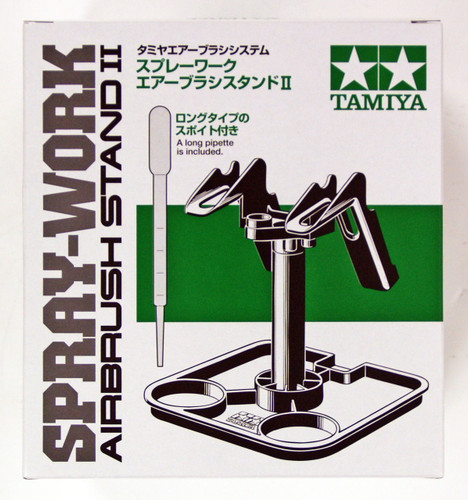Tamiya 74539 Spray-Work Airbrush Stand II