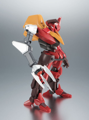 Bandai 192077 Robot Tamashii Code Geass Guren Type-02 (Kouichi Model Arm Equipped) Figure