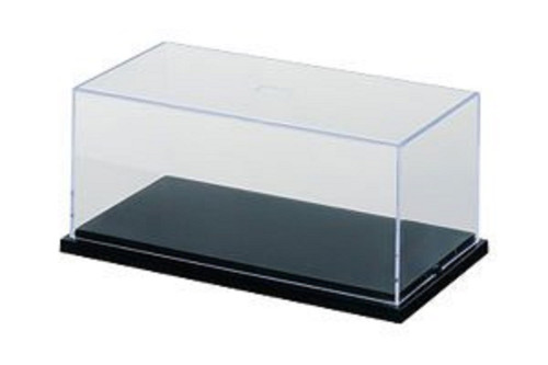 Wave Materials TC162 Plastic Clear Case for Display Models T-Case (S)