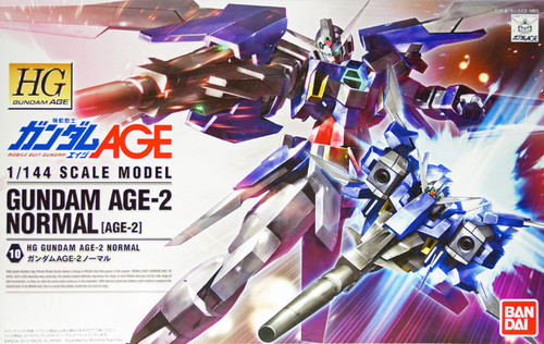 Bandai Gundam HG AGE-10 Gundam AGE-2 Normal 1/144 Scale Kit