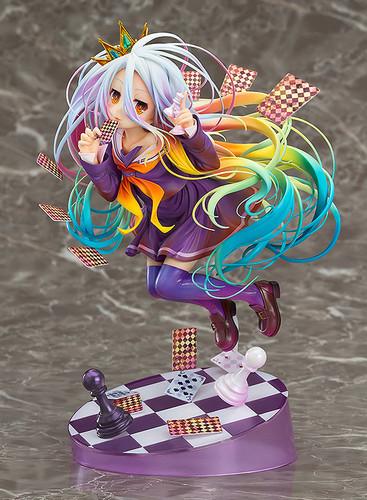 Good Smile Shiro 1/8 Scale Action Figure (No Game No Life)