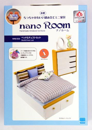 Kawada NRB-002 nano Room Bed & Chest Set