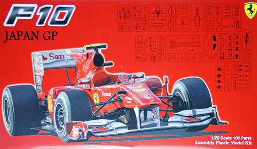 Fujimi GP32 090870 F1 Ferrari F10 Japan GP 1/20 Scale Kit