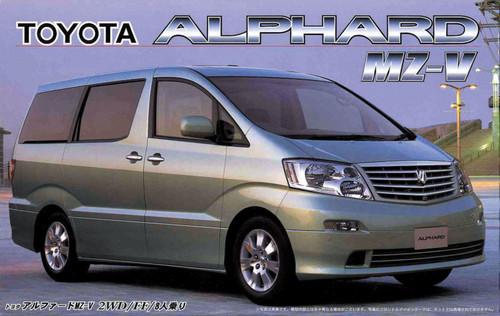 Fujimi ID-69 Toyota Alphard MZ-V 1/24 Scale Kit