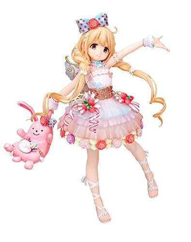 ALTER Futaba Anzu Namakemono Fairy Ver. 1/7 Scale Figure (THE IDOLM@STER Cinderella Girls)