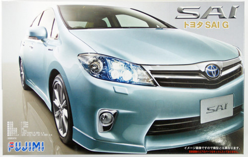 Fujimi ID-165 Toyota Sai G 1/24 Scale Kit