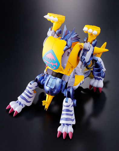 Bandai 191933 Digimon Adventure MetalGarurumon Digivolving Spirits 02 Figure