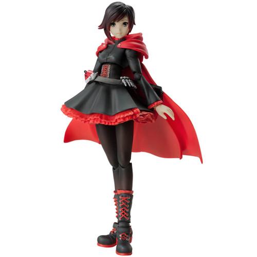 Medicos Super Action Statue RWBY Ruby Rose Figure