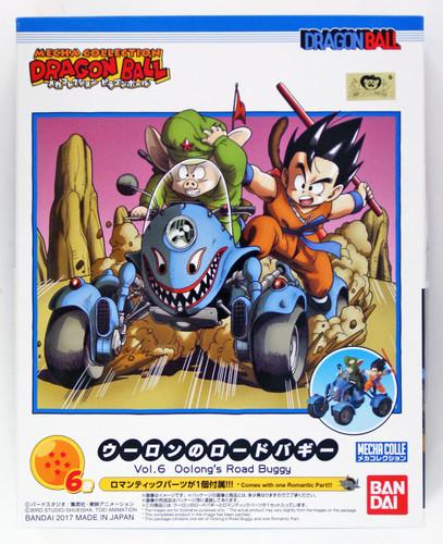 Bandai 176190 Dragon Ball Oolong's Road Buggy non Scale Kit  (Mecha Collection Dragon Ball No.06)