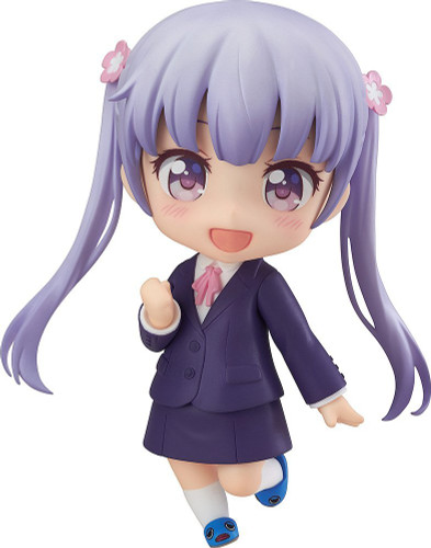 Good Smile Nendoroid 639 Aoba Suzukaze (NEW GAME!)