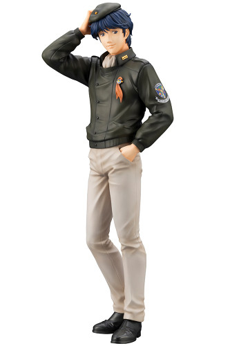Kotobukiya PP706 ARTFX J Yang Wen-li 1/8 Scale Figure (Legend of the Galactic Heroes)