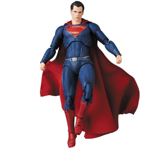 Medicom MAFEX 057 Justice League Superman Figure