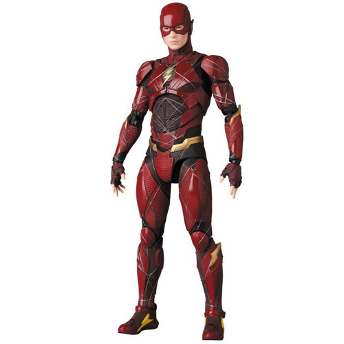 Medicom MAFEX 058 Justice League Flash Figure