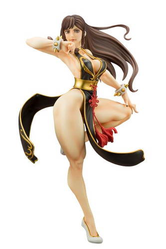 Kotobukiya SV197 Street Fighter Bishoujo Chun-Li Battle Costume 1/7 Scale Figure
