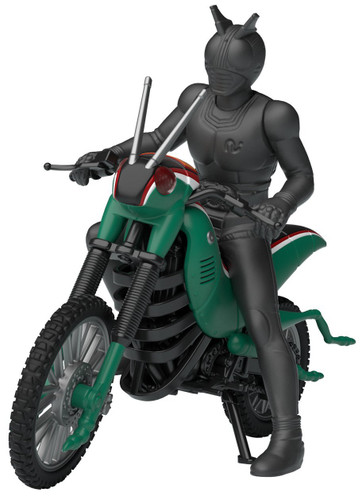 Bandai 197584 Kamen (Masked) Rider BATTLE HOPPER non Scale Kit (Mecha Collection Kamen Rider No.3)