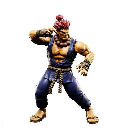 Bandai 192619 S.H. Figuarts Street Fighter Akuma (Gouki) Action Figure