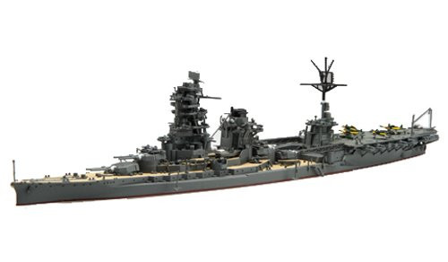 Fujimi TOKU SP84 IJN Aircraft Carrier ISE October 1944 1/700 scale kit