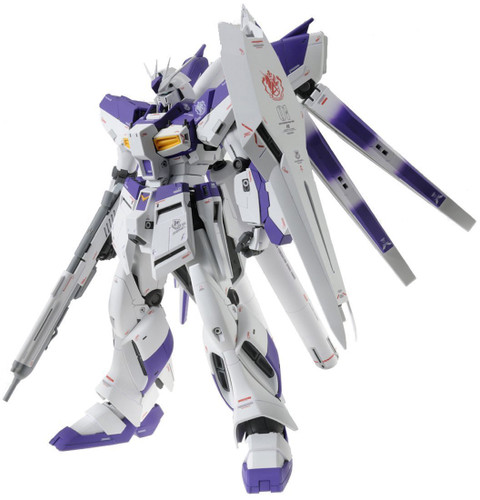 Bandai MG 222422 Gundam RX-93-V2 Hi-V Gundam VersionKa with Special Decal 1/100 Scale Kit