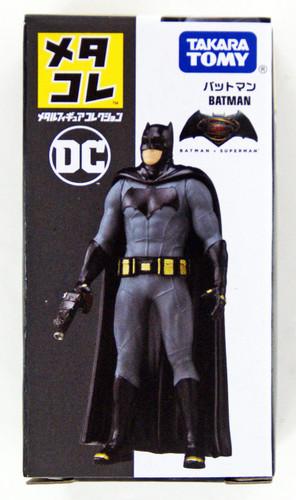Takara Tomy DC Metakore Metal Figure Batman 4904810869740