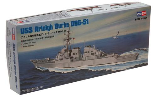 Doyusha 83409 USS Arleigh Burke DDG-51 1/700 Scale Plastic Kit